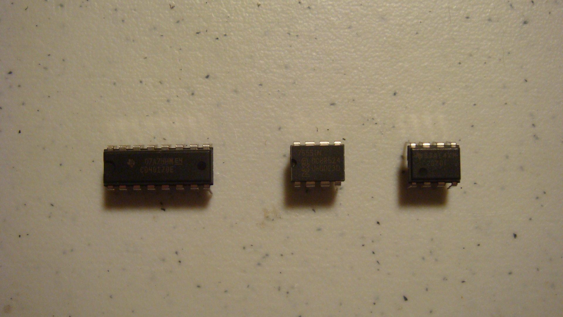 10 Step Basic Analog Sequencer Assembly Instructions Synthrotek Ic Integrated Circuit Ics An