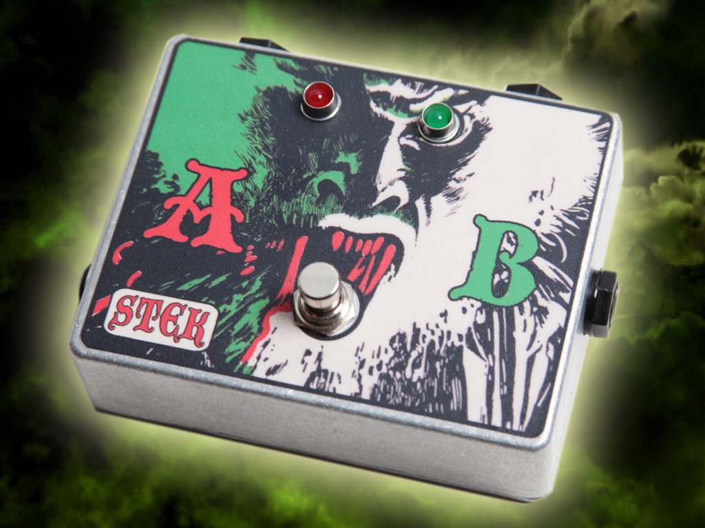 Face The Fuzz And A B Box Finished Products Synthrotek Guitar Effect Schematic Moster Switch