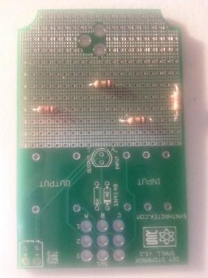8-Step 2 Resistors