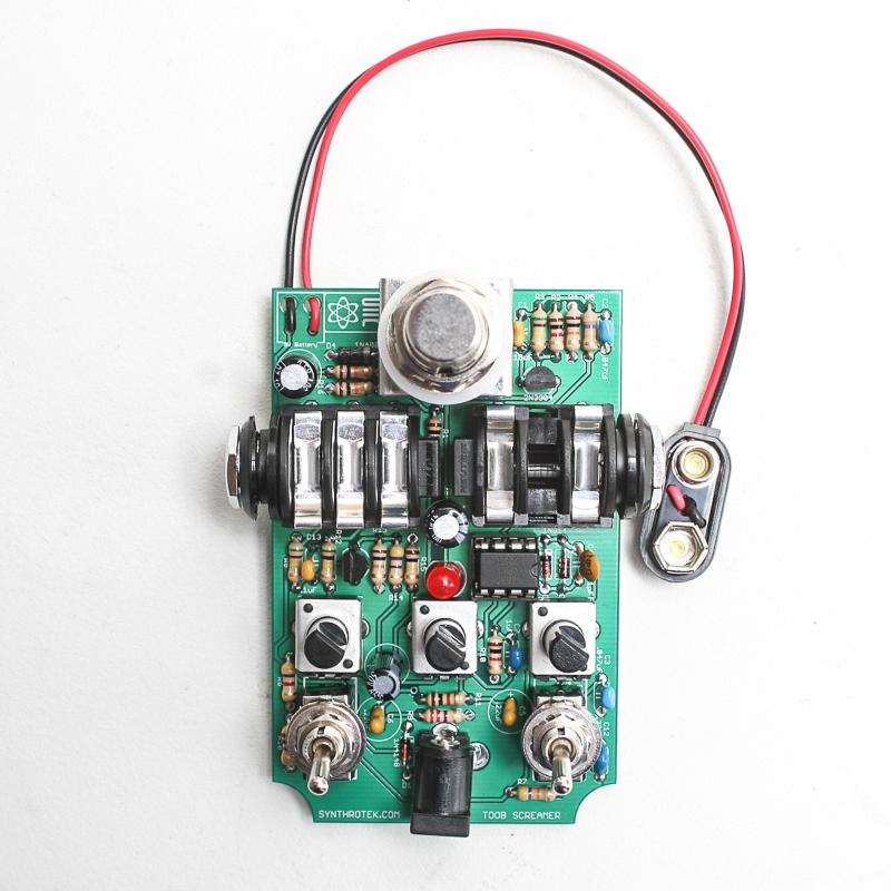 Tube Screamer (Original) - PCB-Mounted Only | Synthrotek