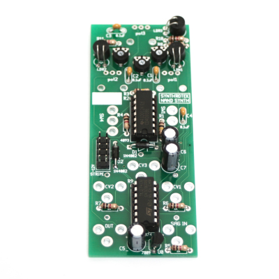 Chaos Nand IC's and Power Header