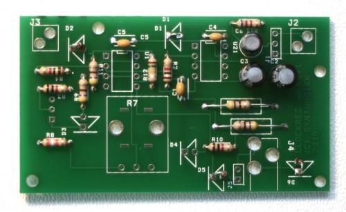 Step 2: Capacitors