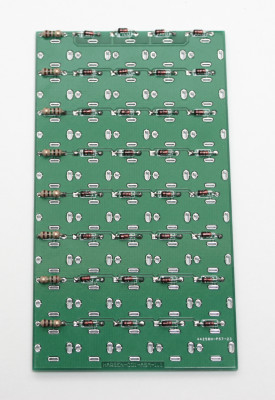 Combine OR Resistors & Diodes