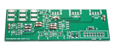Eurorack DIRT Resistors & Diodes