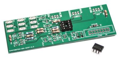 Dirt Filter IC Socket & IC