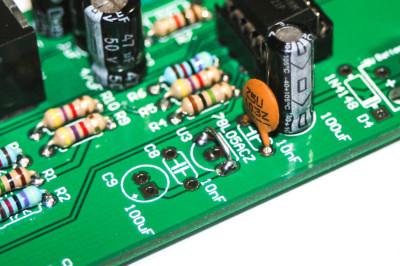 Voltage Regulator Jumper