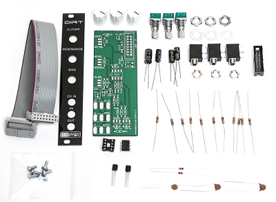Eurorack DIRT Filter Kit