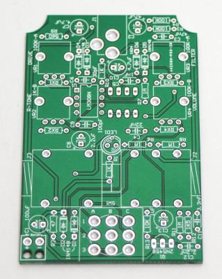 LM 308 Rat Clone PCB