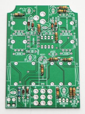 Rat Clone Resistors and Diodes