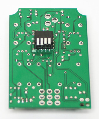 Wired Rat Clipping Diode Piano Switch
