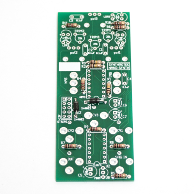 Chaos Nand Resistors and Diodes