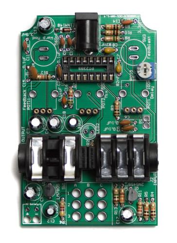 Cosmic Echo Audio Jacks