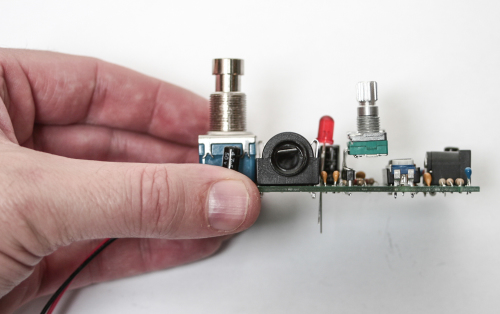LED for case assembly