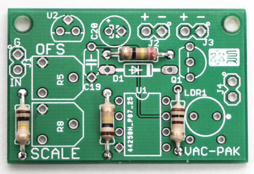 VAC PAK Resistors