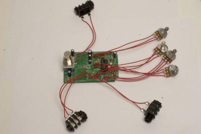 jacks soldered!