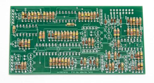 MST Dual Envelope Resistors