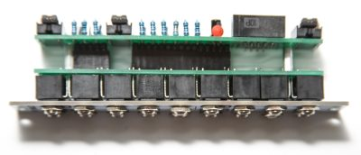 4HP Buffered Multiple Board to Board Connected