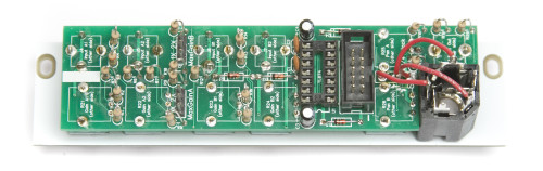 """MST Stereo Output Mixer 1/4"""" Jack Soldered"""
