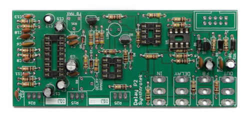 DLY Transistors and Voltage Regulator