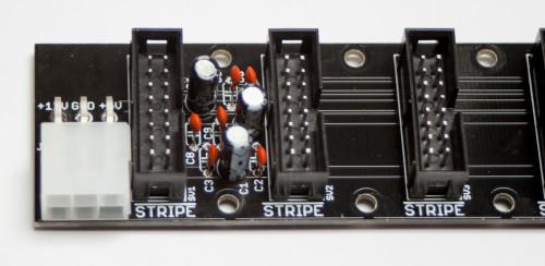 Final Distro Board with Molex