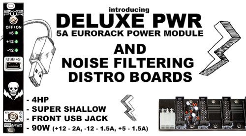 deluxe power  u2013 eurorack module  u2013 out now