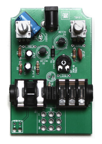 Face the Fuzz Potentiometers