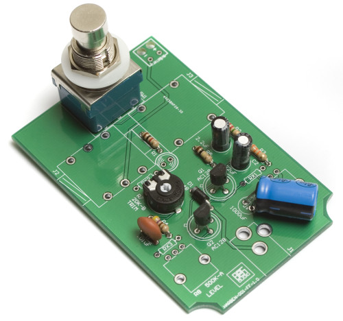 Face the Fuzz Stomp Switch