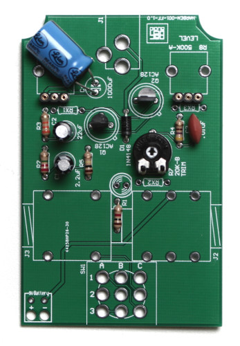 Face the Fuzz Trimmer Potentiometer