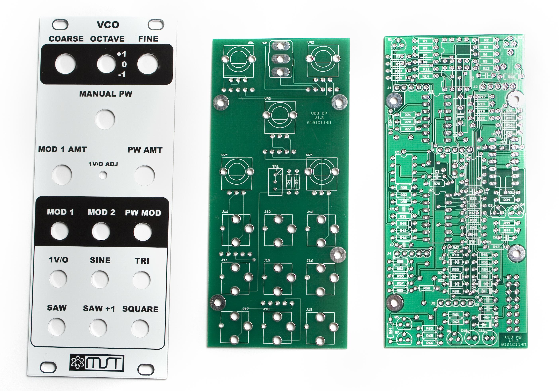 MST VCO Assembly Instructions | Synthrotek