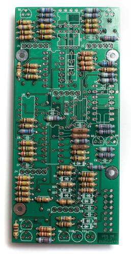 MST VCO Resistors group 2