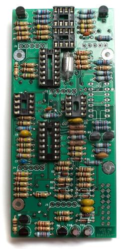 MST VCO Transistors
