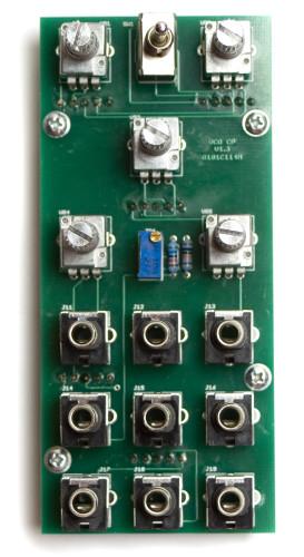 MST VCO Hardware