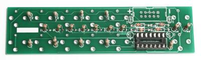 3U Unity Gain MIxer Resistors