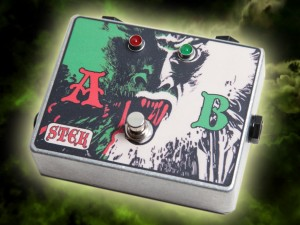 Synthrotek Moster A/B Box Switch