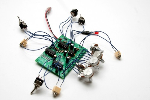 Atari, Atari_Junk, Atari_Junk_Console, AJC, DIY, Electronic_Circuits, Synthrotek
