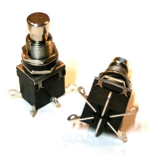 Guitar_Pedal, DIY, Stomp_Switch, Pedal, DPDT, Synthrotek