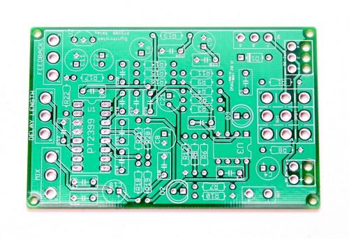 PCB, Analog, Synth, Synthrotek, DIY, Circuit Board