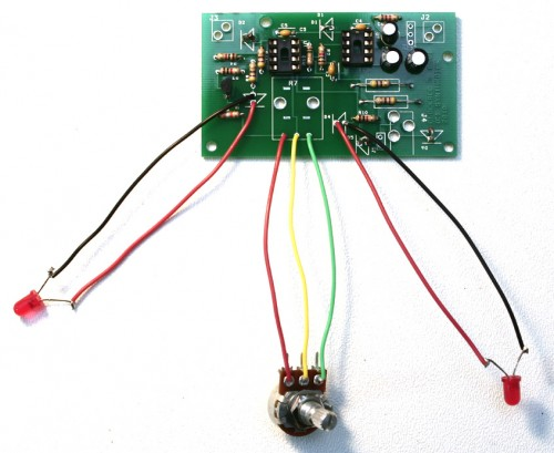 Step 6: LEDs