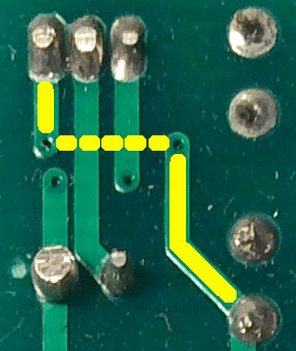 Checking Circuit Traces 2 - Imaginary Line