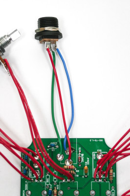 wiring dc jack to pcb