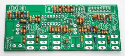 Eurorack VCA Ceramic Capacitors