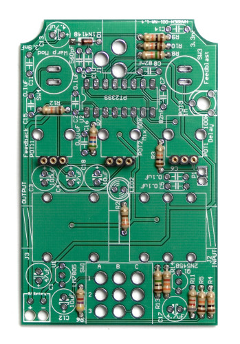 Cosmic Echo 3 Pin Sockets
