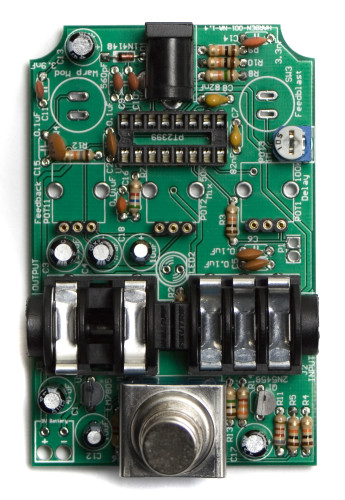 Cosmic Echo Stomp Switch