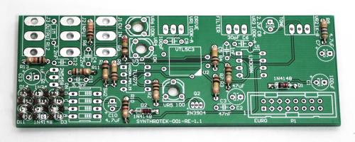 308 Distortion Resistors & Diodes