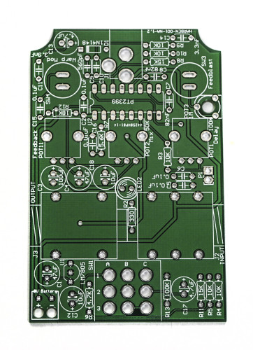 Synthrotek_COSMIC_ECHO_PCB