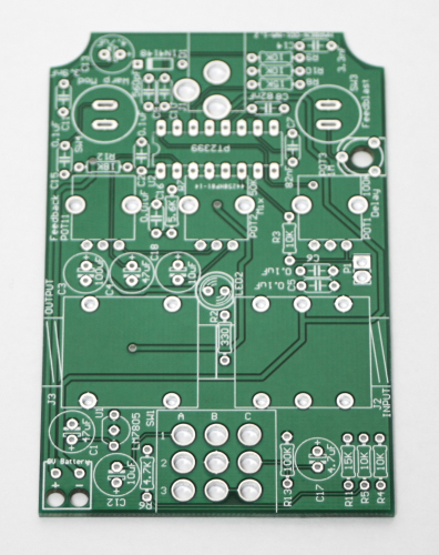 Cosmic Echo PCB