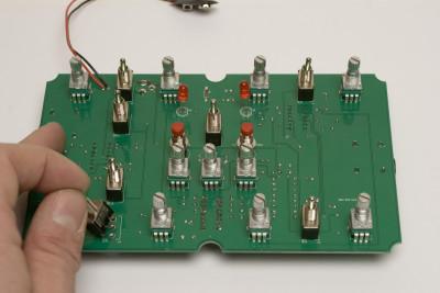 Nandamonium Assembly Step 6: Controls