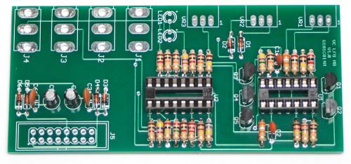 MST VC LFO TRANSISTORS & ELECTROLYTIC CAPS