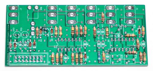 MST Noise / S&H / T&H Resistors