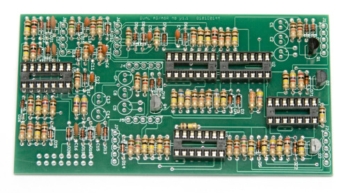 MST Dual Envelope Transistors